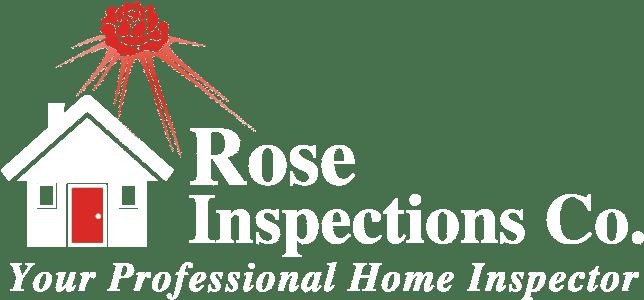 Rose Inspections Logo White